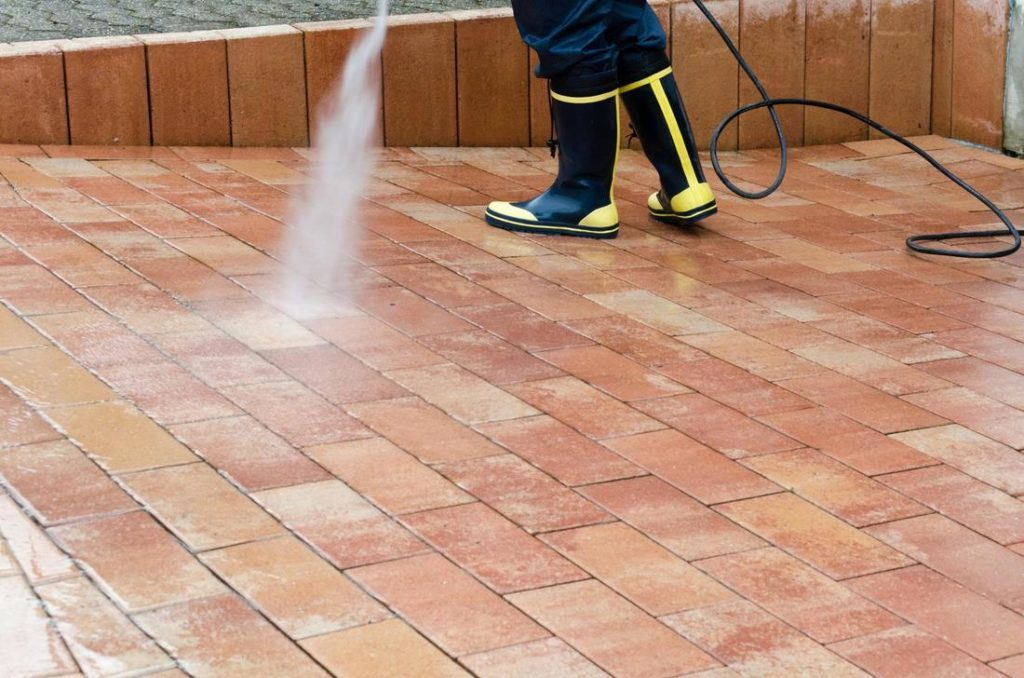 Commercial Pressure Washing Chattanooga